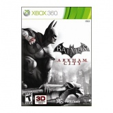 Batman Arkham City (код) [Xbox 360]