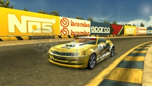 Need for Speed: ProStreet [PSP]