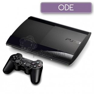 PlayStation 3 Super Slim [ODE]
