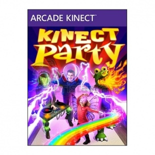 Kinect Party (код) [Xbox 360]